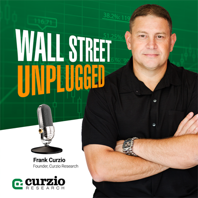 Frank Curzio, independent financial newsletter publisher